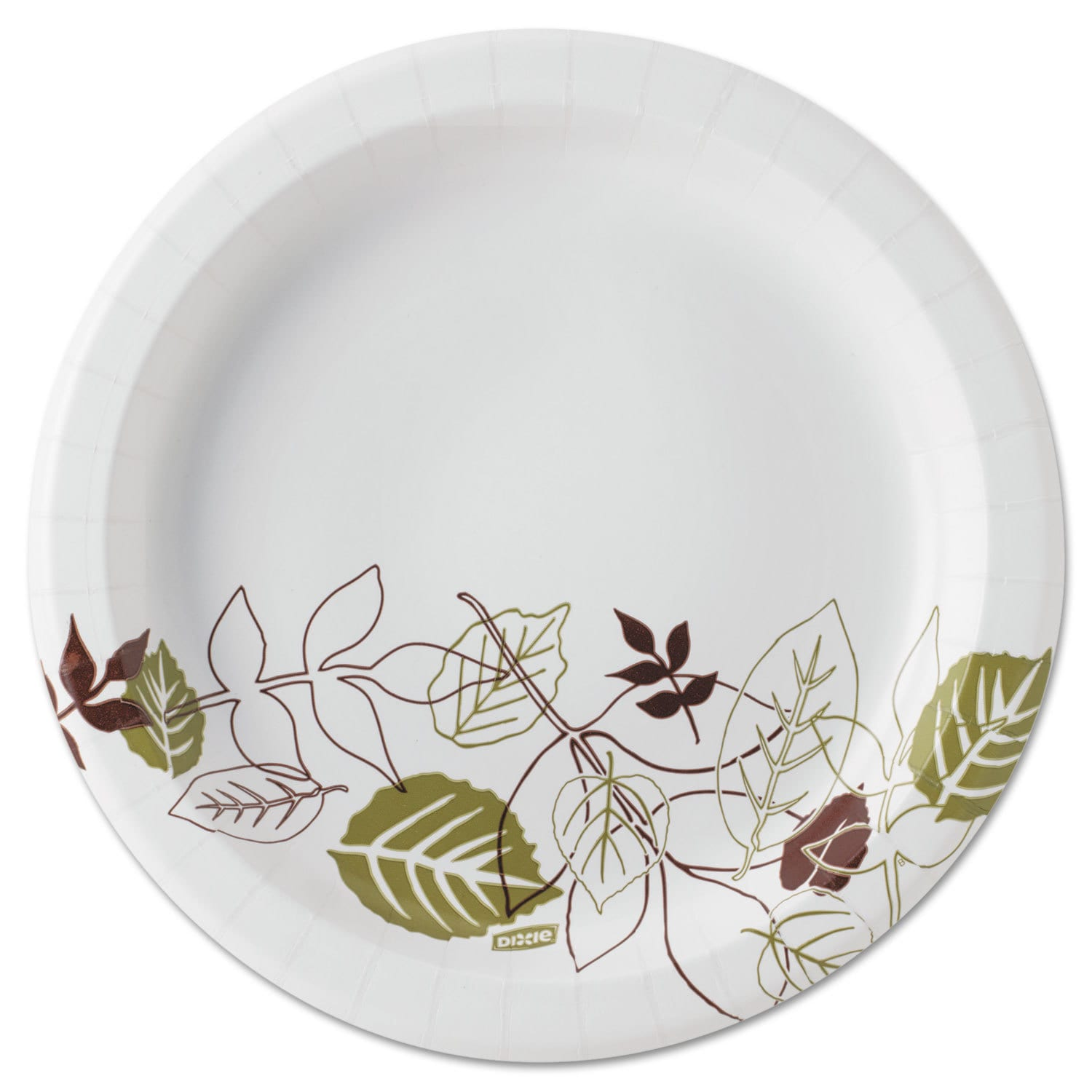 DIXIE Pathways Soak-Proof Shield Medium Wt Paper Plates 8...