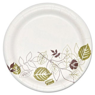Dixie Ultra Pathways Soak Proof Shield Heavyweight Paper Plates 5 7/8-inch diameter 1000/Carton
