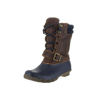 Sperry Top-Sider Women's Saltwater Misty Multicolor Rubber Boots