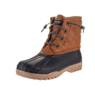 Sperry Top-Sider Women's Gosling Shortie Blue Rubber Boots