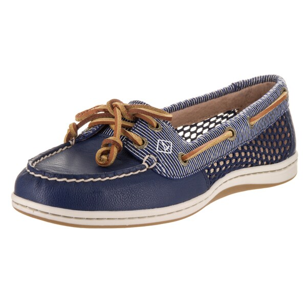 Shop Sperry Damens's Top Sider Firefish Snk Strip Boat Schuhes Schuhes Boat Free aee9b9