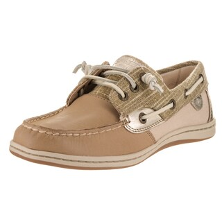 Sperry Top-sider Women's Songfish Sparkle Boat Shoes