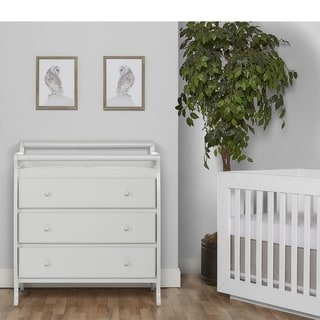 Dream On Me Liberty Collection 3-drawer Changing Table