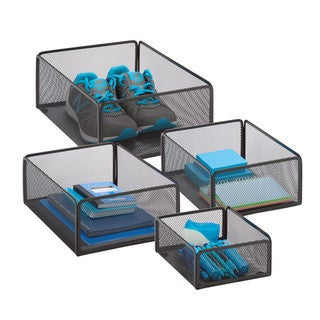eXcessory basket set black