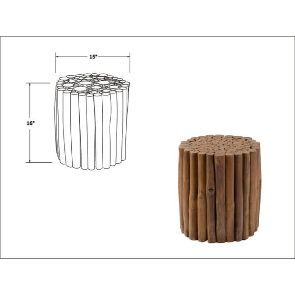East at Main Adira Accent Table