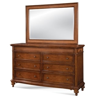 Greyson Living Palmetto 8-Drawer Dresser with Optional Mirror