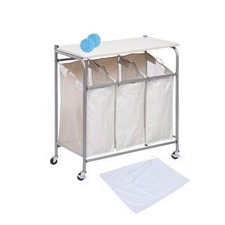 Honey Can Do LDYX05948 Laundry Center Kit