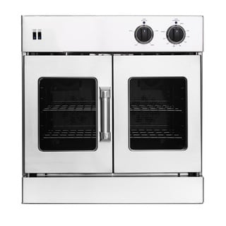 American Range Legacy 30 inch Single French Door Gas Wall Oven