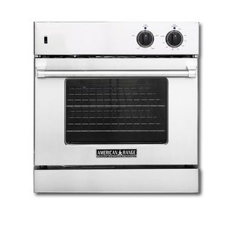 American Range Legacy 30 inch Single Chef Door Gas Wall Oven
