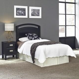 Prescott Twin Headboard & Night Stand by Home Styles