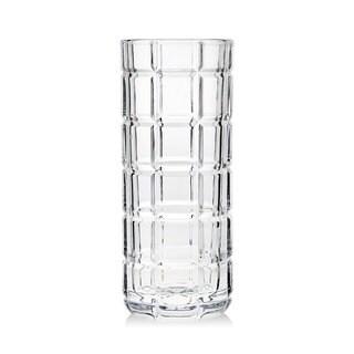 Godinger Radius Clear Crystal 12-inch Vase (Clear)