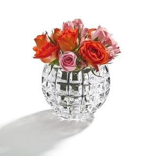 Godinger Crystal Round Votive Vase (Glass)