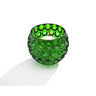 Godinger Green Circle Votive Bowl (Green)