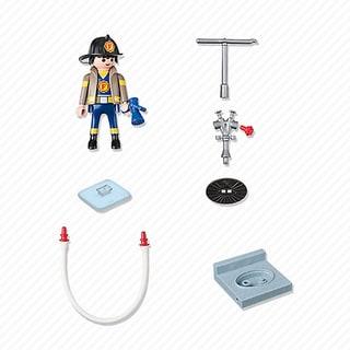 PlayMobil Fireman with Hose 4795