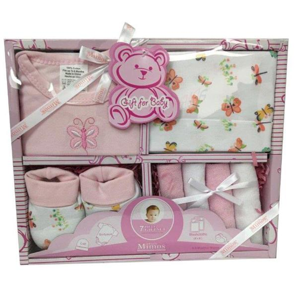 Shop Little Mimos 7 Piece Baby Gift Set Free Shipping On