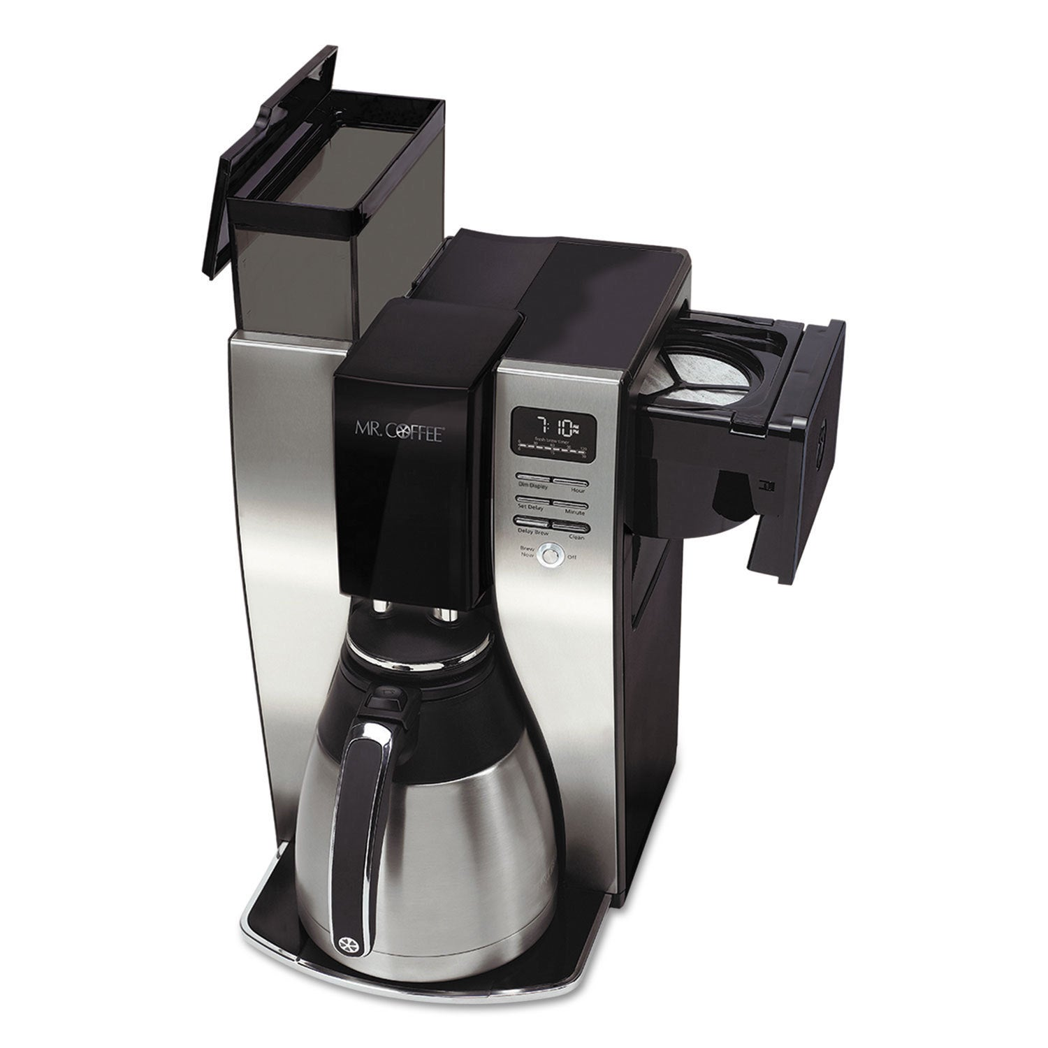 Mr Coffee Optimal Brew 10-Cup Thermal Programmable Coffee...
