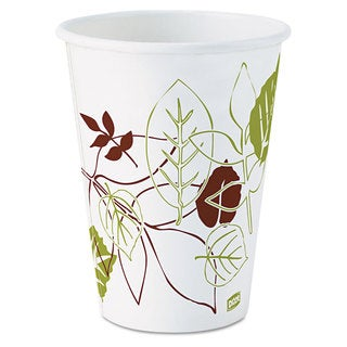 Dixie Pathways Paper Hot Cups 12-ounce 1000/Carton