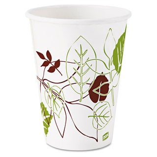 Dixie Pathways Polycoated Paper Cold Cups 12oz 2400/Carton