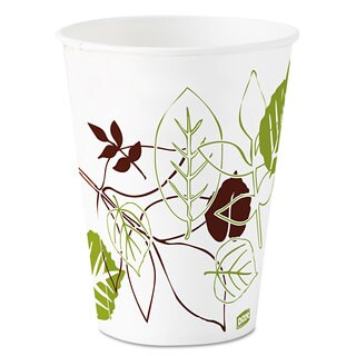 Dixie Pathways Wax Treated Paper Cold Cups 3oz 1200/Carton