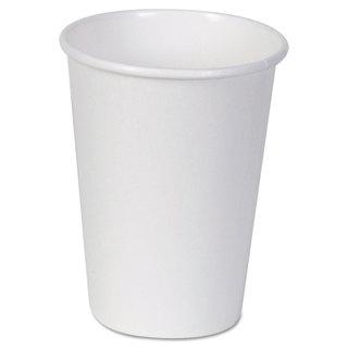 Dixie Paper Cups Hot 12 oz. White 50/Bag