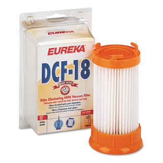 Eureka DCF-18 Washable Dust Cup Filter for 4700/5550/HP5550 Series Vacuums 2/CS