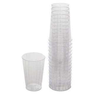WNA Classicware Tumblers 12 oz Plastic Clear Tall 16/Bag 240/Carton