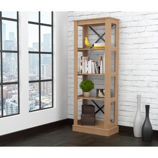 Inval Modern Open Back Transitional Bookcase|https://ak1.ostkcdn.com/images/products/13914579/P20548932.jpg?impolicy=medium