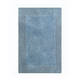 Splendor Reversible Bath Rug - Marine Blue 24x40
