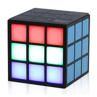 iBasics Cube-inspired Light-up Bluetooth Speaker