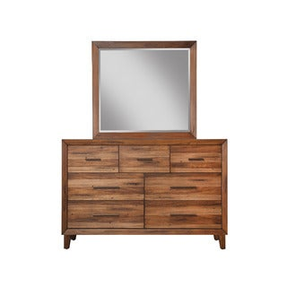 Alpine Furniture Origins Trinidad 7-drawer Dresser