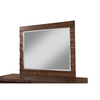 Origins Alamosa Wood Mirror