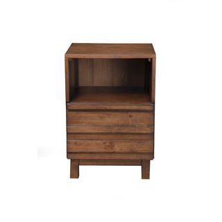 Origins Alamosa Chestnut-finish Nightstand
