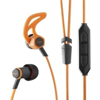 V-MODA Forza In-Ear Hybrid Sport Headphones w/ iOS Microphone (Orange)