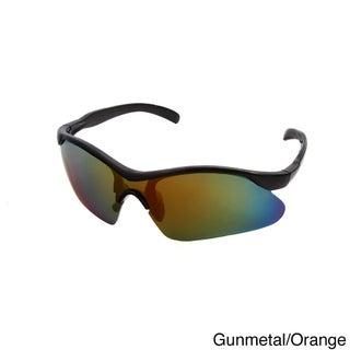 Hot Optix Children's Mirrored Sport Shield Sunglasses