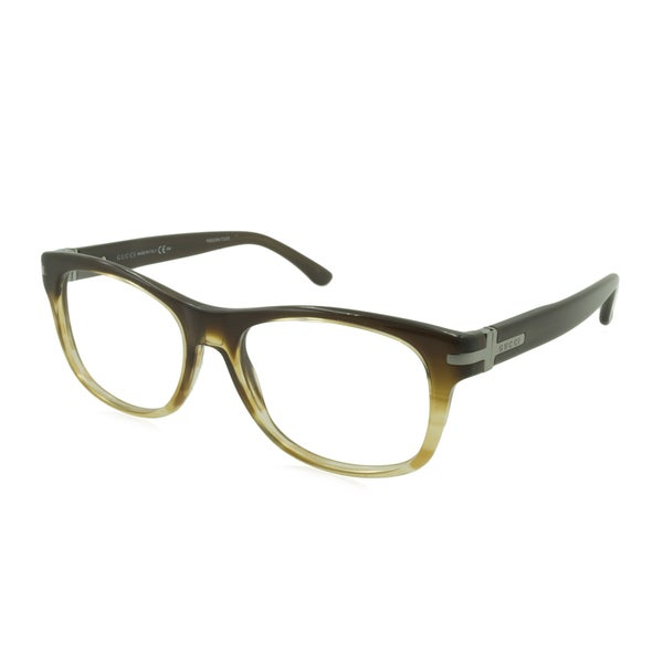 a88ec1a0de Shop Gucci Readers Reading Glasses Reading Glasses - GG1052 Brown   - Free  Shipping Today - Overstock.com - 13914999