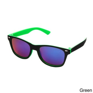Hot Optix Children's Way-Cool Mirrored Sunglasses