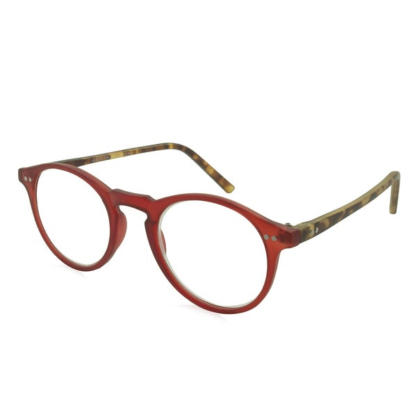7f13a02796 Shop UrbanSpecs Readers Reading Glasses Reading Glasses - R29140 Red ...