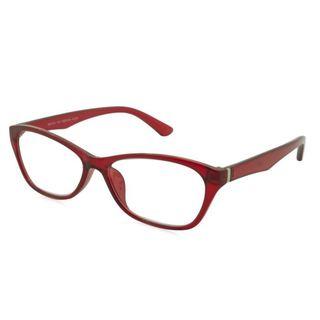 UrbanSpecs Readers Reading Glasses Reading Glasses - R99149 Red / Red