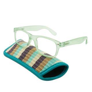 UrbanSpecs Readers Reading Glasses Reading Glasses - Tropico Green / Green