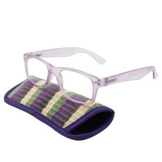 UrbanSpecs Readers Reading Glasses Reading Glasses - Tropico Purple / Purple