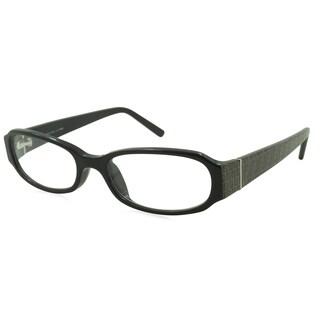 Fendi Rx Eyeglasses - F734 Black / Frame only with demo lenses.