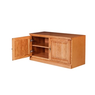 Forest Designs Wood TV Stand