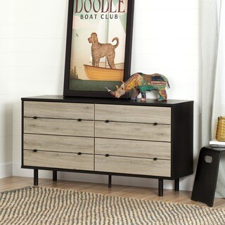South Shore Morice 4-Drawer Double Dresser