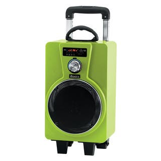 IBasics Portable Tailgate Bluetooth Party Speaker With Mic|https://ak1.ostkcdn.com/images/products/13915389/P20549550.jpg?impolicy=medium