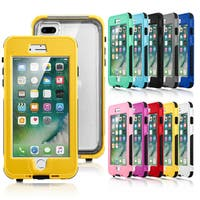 Gearonic  Swimming Waterproof Snow Proof Case for Apple iPhone 7 Plus