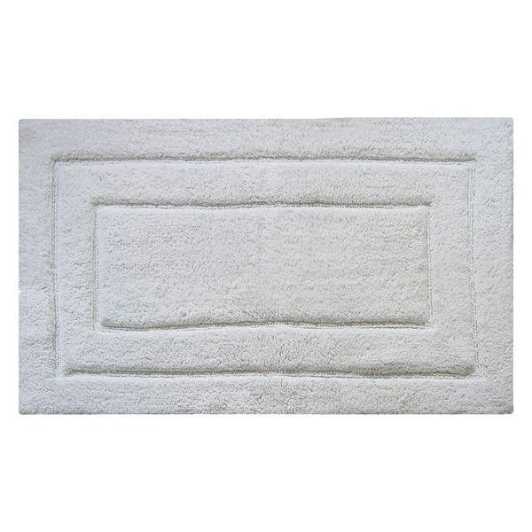 Classic Bath Rug - White 27x45