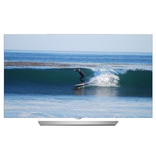 LG 65-inch Class OLED LED Ultra-slim 3-D Television
