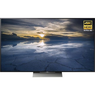 Sony XBR-X940D Series 75-inch Class HDR 4K 3D Smart Full-Array LED TV