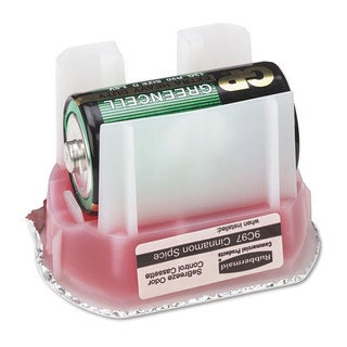 Rubbermaid Commercial SeBreeze 9c90 Fragrance Cassettes Cinnamon Spice Gel .1oz 6/Carton
