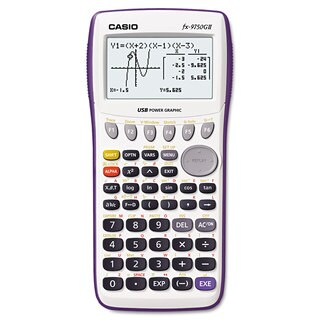 Casio 9750GII Graphing Calculator 21-Digit LCD